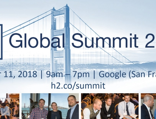 Google H2 Global Summit 2018