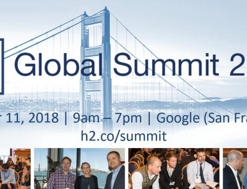 Google H2 Global Summit 2018